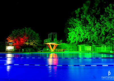24 Stunden schwimmen Mettingen